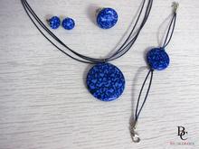Комплект синя бездна