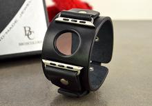 Каишка за Apple watch Тип гривна - ЧЕРНА