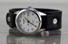 Часовник с Арт Каишка тип гривна
