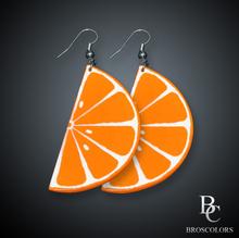 Висящи Обеци Портокали