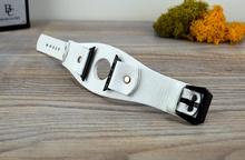 Каишка за Apple watch Тип гривна - БЯЛА