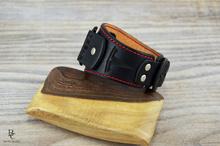 Черна Каишка за Apple Watch 38/40мм и 42/44мм