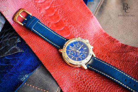 Каишка за Часовник Tissot / Тъмно Синя